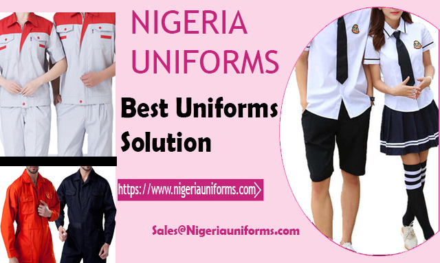 Uniforms Suppliers in Nigeria